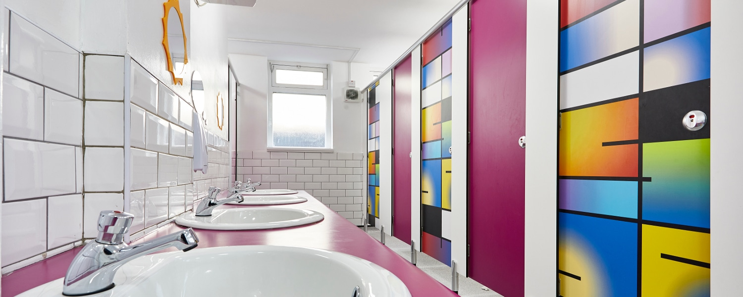 Choosing Your Washroom Colours