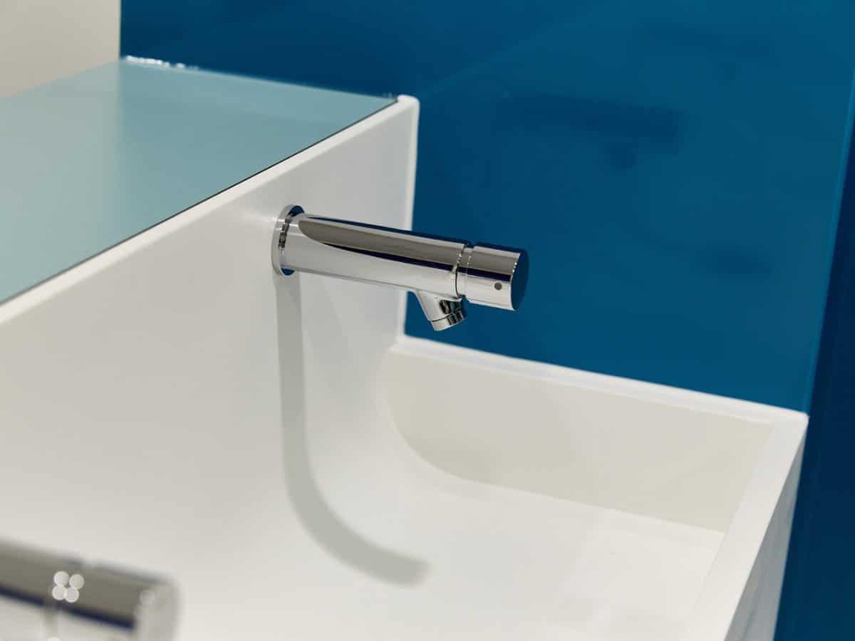Solid Surface Handwash Troughs | Dunhams Washroom Systems