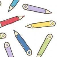 Solid Surface Handwash Troughs grafix crayons