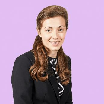 Georgina Percival from Dunhams Washroom Systems