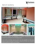 Bench systems data sheet