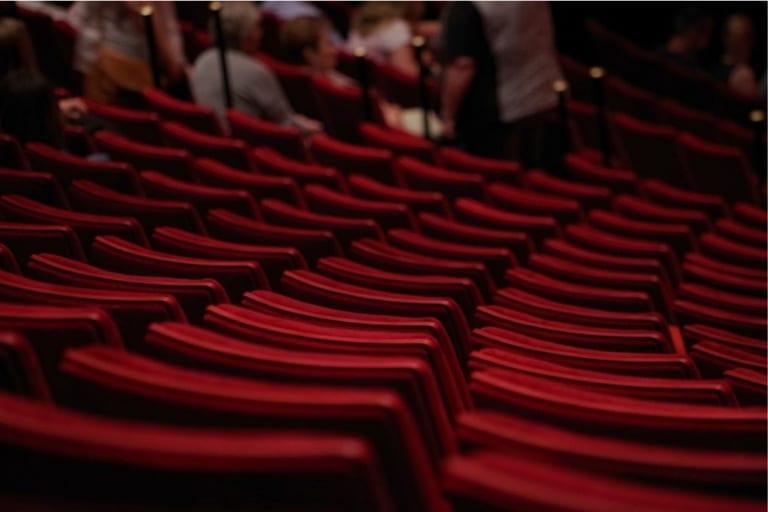 Dominion Theatre Seats