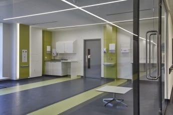 office washroom example