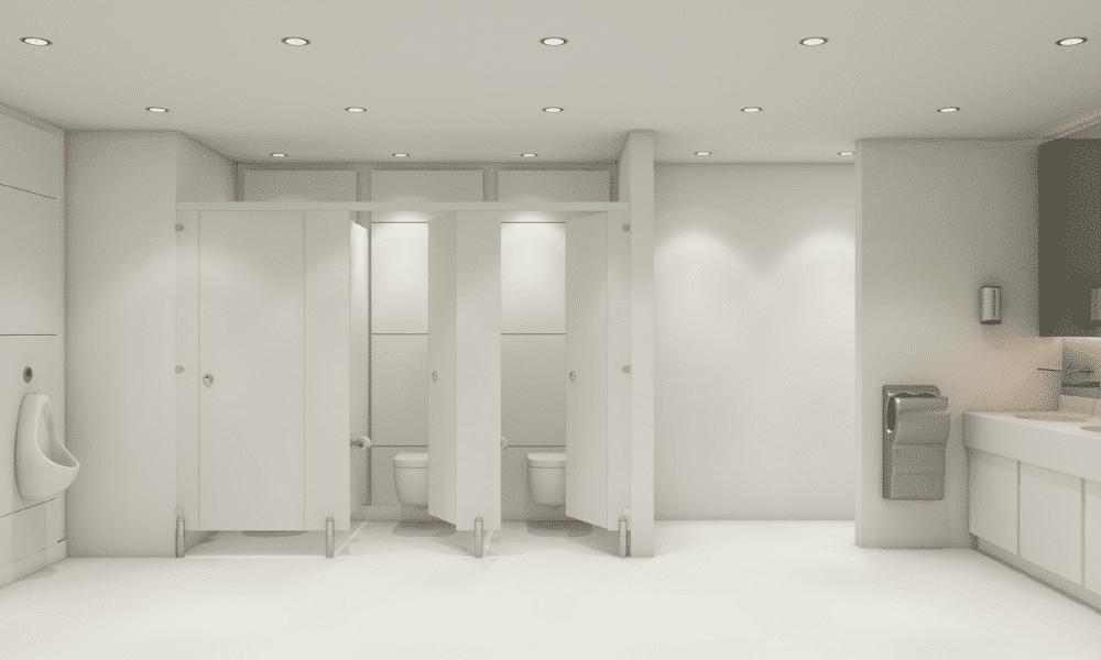 Washroom Visualiser Example White