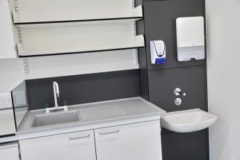 Pre-plumbed Handwash Unit Image 4