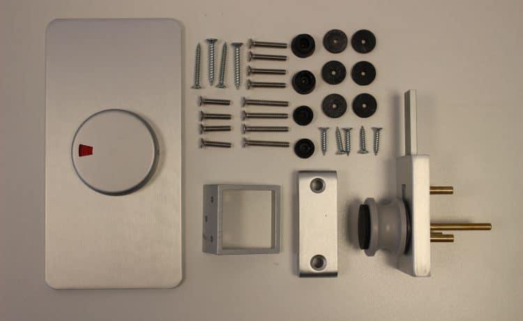 Washroom Horizontal Repair Lock Pack