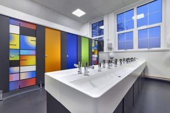 Washroom School Example