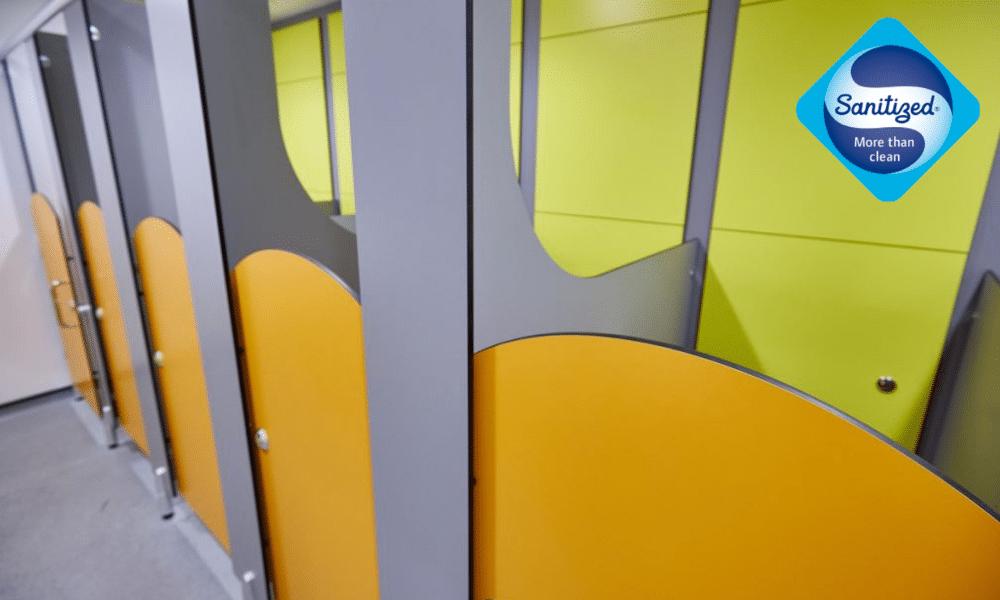School Washroom Design Examples