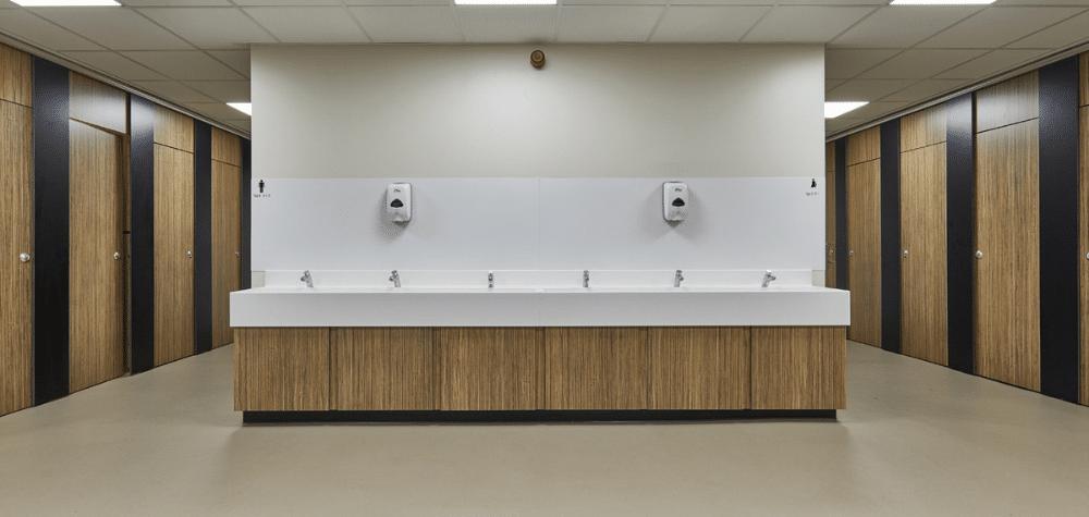 Ormiston School Washroom