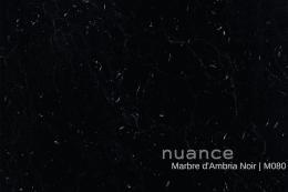 Nuance Marbre d'Ambra Noir Wall Panelling