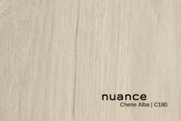 Nuance Chene Alba Wall Panelling
